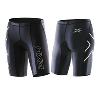 2XU PWX PERFORM Womens Elite Compression Shorts