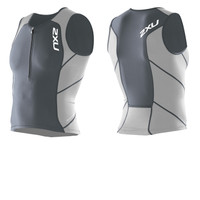 2XU Compression Tri Singlet - Men's - Small Only