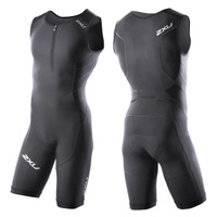 2XU Long Distance Trisuit - Men's - Size Small Only