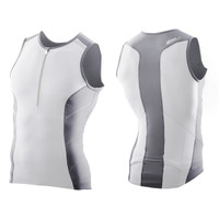 2XU Long Distance Aero Tri Singlet - Men's