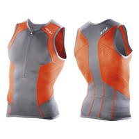 2XU Comp Tri Singlet - Men's -
