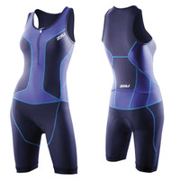 2XU Long Distance Trisuit - Women's
