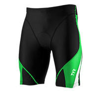"TYR Men's Competitor 9"" Triathlon Shorts RCMNX6"