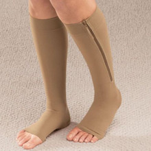 Zipper Compression Sock