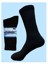Diabetic Sock Men's Black
