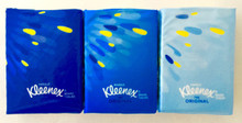 Kleenex 4-ply Soft Pocket Travel 3-Pack