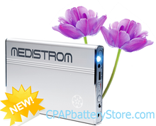 Medistrom Pilot-12 DeVilbiss IntelliPAP Standard & Plus CPAP Battery