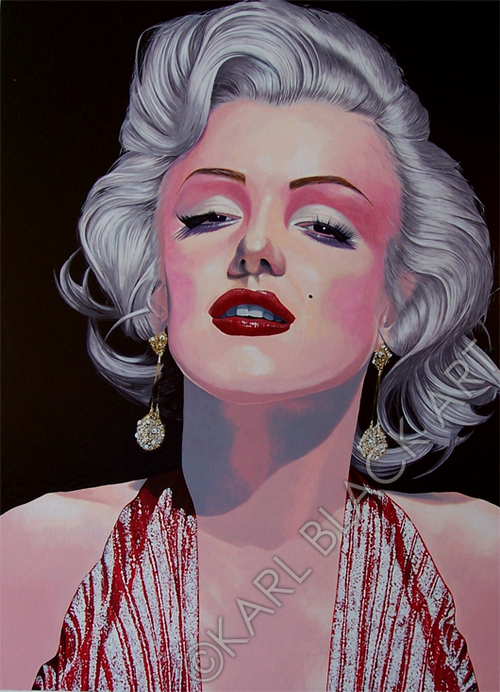 Marilyn Monroe art and classic hollywood prints