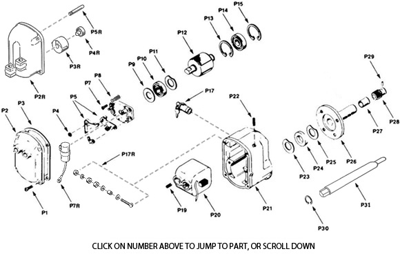 motorcycle-magneto-exploded-1277 Harley Sportster Wiring Diagram on
