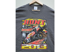Joe Hunt 2013 Wingless Sprint Series Grey T-Shirt