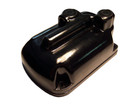 Black Bakelite Single Fire Cap