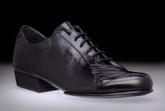 2x4 al pie San Telmo - Negro (fully leather) - Tango Shoes