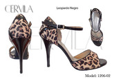 Cervila - Leopardo Negro (fully leather)