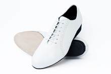 Online Tango Shoes - 2x4 al pie Abasto Flex Blanco