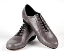 Online Tango Shoes - 2x4 al pie Almagro Flex Gris Oscuro