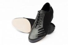 Online Tango Shoes - 2x4 al pie San Telmo Flex Negro Combinado