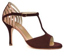 Online Tango Shoes - Tango Leike Heart of Copper