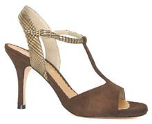 Online Tango Shoes - Tango Leike Golden Embrace