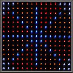 Single LED Panel - Quad-color