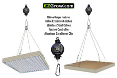 Single LED Panel with EZGrow Hanger