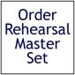 Rehearsal Master Set (The Best Man)