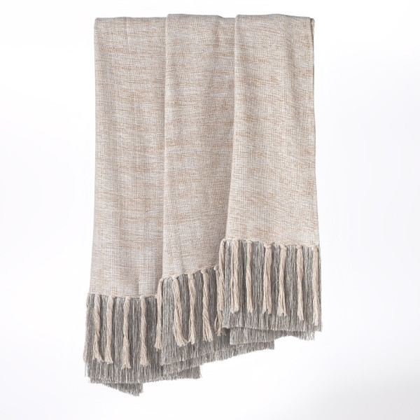 Couture Dreams Heavenly Silk Decorative Throw