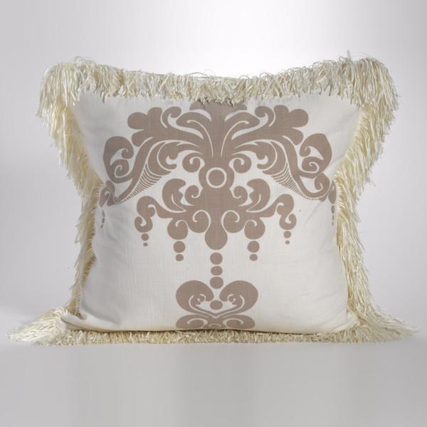Couture Dreams Enchantique Sand Pillow with Fringe