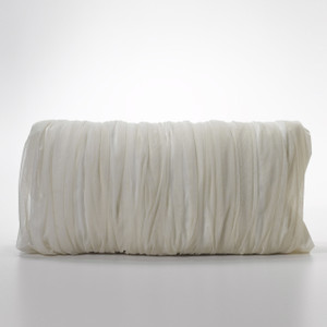Whisper Ivory Decorative Pillow