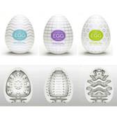 Tenga Egg: Spider, Clicker, Wavy