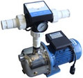 Automatic Mains Backup Water Supply Switch with 1.0hp Rain Water Tank Pump