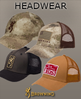 Shop Browning Headwear