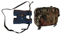 Large Accessory Pouch Mossy Oak Infinity (BINOCULARS NOT INCLUDED)