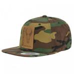 Army Camo Flatbill