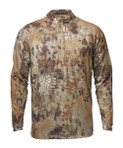 Kryptek Valhalla 2 Long Sleeve Half Zip Highlander