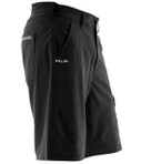 Huk Next Level 10.5 Inch Short Black