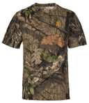 Browning Wasatch-CB Short Sleeve T-Shirt Mossy Oak Break-Up Country