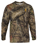 Browning Wasatch-CB Long Sleeve T-Shirt Mossy Oak Break-Up Country