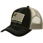 Browning Patriot Cap Black/Tan Front