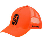 Browning Centerfire Cap Blaze Orange Front