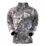 Sitka Merino Core ZIP-T Optifade Open Country