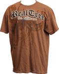 Realtree Brown Logo TShirt