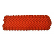 Klymit Insulated Static V Sleeping Pad Orange