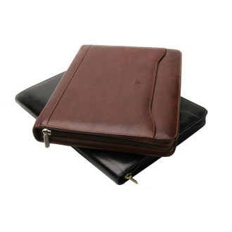 Ultimo Zip Around Pad Cover | Brown and Black