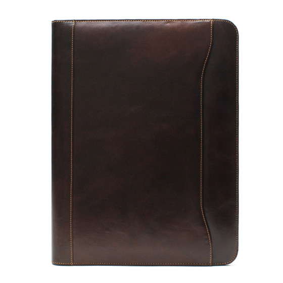 Ultimo Executive Business Writing Pad PI803301 Brown Front