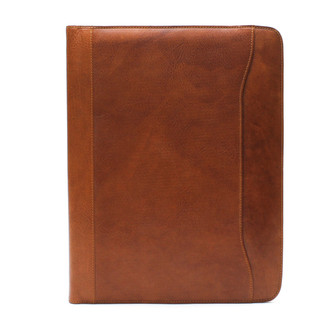 Ultimo Executive Business Writing Pad PI803301 Cognac front