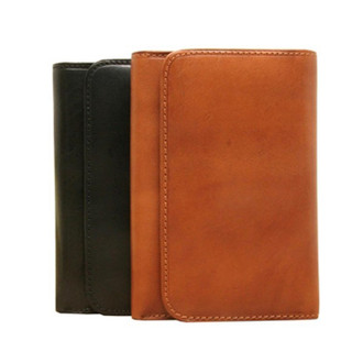 Prima Tri-Fold Wallet with I.D. and Coin Pocket PG428701 | Group | Closed