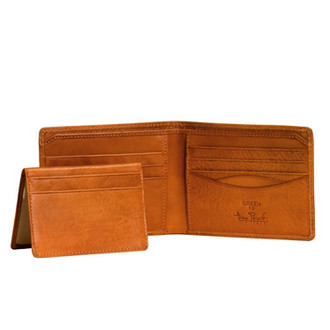 Prima Wallet with Removable Credit Card Case, I.D. | Group | Color  Honey