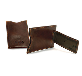 Ultimo Front Pocket Wallet with Magnetic Money Clip