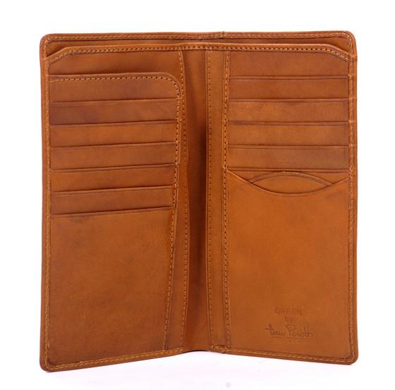 Prima Checkbook Wallet PG409003 Open HN