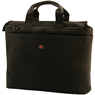 "17""  Laptop Tote PB220501 Black Front"